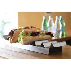 Stojak ekspozycyjny na kanapki