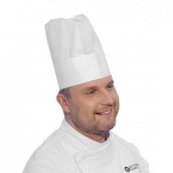 Czapka kucharska - zestaw...