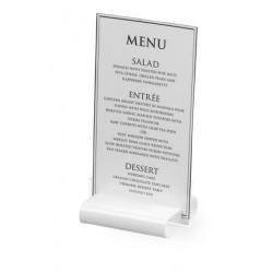 Podstawka pod kartę menu...
