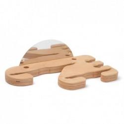 Wieszak drewniany na łopaty...