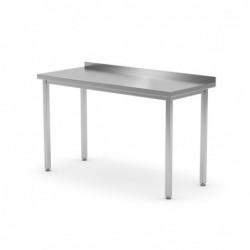 Stół przyścienny bez półki