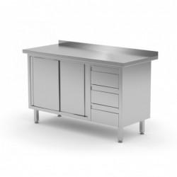 Stół przyścienny szafka z...