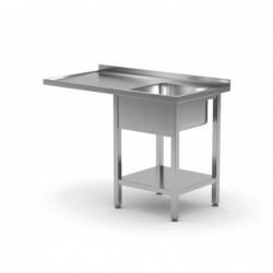 Stół ze zlewem| półką i...