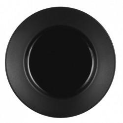 Talerz okrągły Savor Black