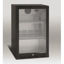 Barowa szafa chłodnicza | chłodziarka podblatowa | SC139H | 124l