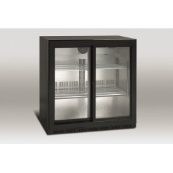Barowa szafa chłodnicza | chłodziarka podblatowa | SC209H | 205l