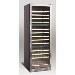 Chłodziarka do wina | szafa chłodnicza na wino | 3 strefy | SV133 | 404l