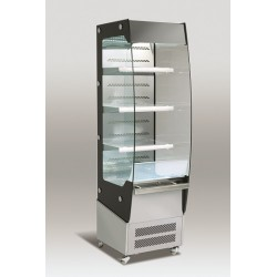 Regał chłodniczy | witryna chłodnicza otwarta OFC220 | 220l