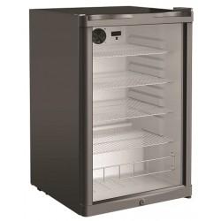 Szafa chłodnicza przeszklona DKS142 | 130l