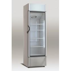 Szafa chłodnicza przeszklona KK421 | 350l