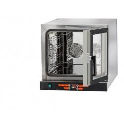 Piec konwekcyjny elektroniczny-otwieranie boczne D04NE595DX | 4x450x325 lub 4x435x350 | 3,15kW