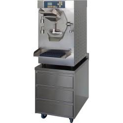 Frezery do lodów automatyczny | poziomy cylinder | HTX400W  | 5l