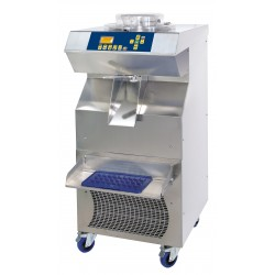 Frezer do lodów półautomatyczny I pionowy cylinder | BFE600W | 5,8l