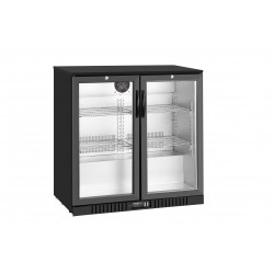 Barowa szafa chłodnicza  | chłodziarka podblatowa LG-208HC | 205l