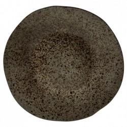 Talerz płytki Basalt 210mm