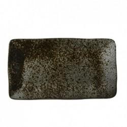 Półmisek prostokątny Basalt