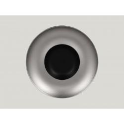 Metalfusion Talerz głęboki gourmet srebrny 29cm