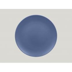NEOFUSION MELLOW talerz płaski niebieski 27 cm
