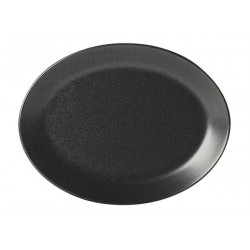 Półmisek owalny Coal 300x150mm