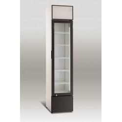 Szafa chłodnicza przeszklona RQ216 | 160l (SD216)