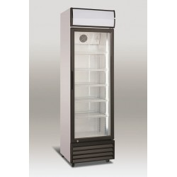 Szafa chłodnicza przeszklona RQ416 | 338l (SD416)