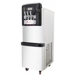 Maszyna do lodów włoskich RQ418C | rainbow system | 2x7,2l