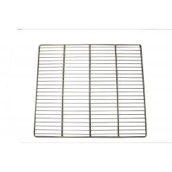 Półka plastyfikowana GN 2/1 | akcesoria do szafy do sezonowania ZERNIKE | K70150RIGRI