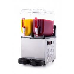 Granitor | Urządzenie do napojów lodowych slush shake 2x12l | SLUSH24.IB