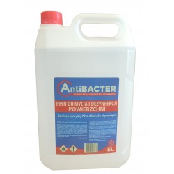 Płyn do dezynfekcji powierzchni | 5 litrów | wirusobójczy
