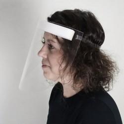Przyłbica ochronna na twarz | regulowana