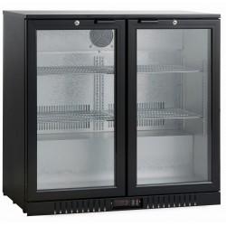 Barowa szafa chłodnicza  | chłodziarka podblatowa | 198 l | SC211HDE (RQ-208HC)