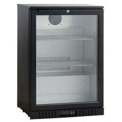 Barowa szafa chłodnicza | chłodziarka podblatowa | 136 l | SC140H (RQ-138HC)