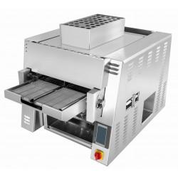 Grill taśmowy   grill automatyczny 2-taśmowy   13 kW   300 - 500°C   SET3000