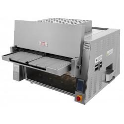 Grill taśmowy   grill automatyczny 2-taśmowy   27 kW   300 - 500°C   SET3200L