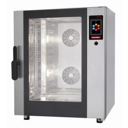 Piec konwekcyjno-parowy elektryczny PG-DT-120E | automatyczny system myjący | panel dotykowy | 20x GN 1/1 | seria Professional