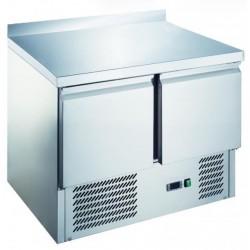 Stół chłodniczy 2-drzwiowy RQS901-H    900x700x850 mm
