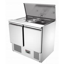 Stół chłodniczy sałatkowy    2-drzwiowy   RQS900-H