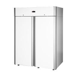 Szafa chłodnicza 2-drzwiowa GN 2/1 | CM114-SM | 1400 l