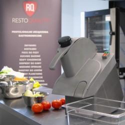 Szatkownica do warzyw RQ1040   1,04 kW   400V   regulowane tarcze   2 lata gwarancji